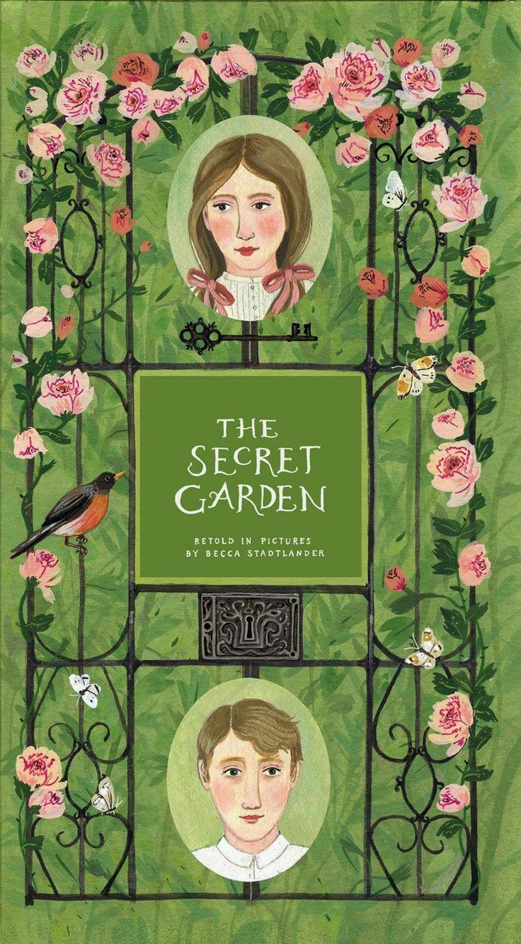 17 Best Ideas About Secret Garden Book 2017 On Pinterest