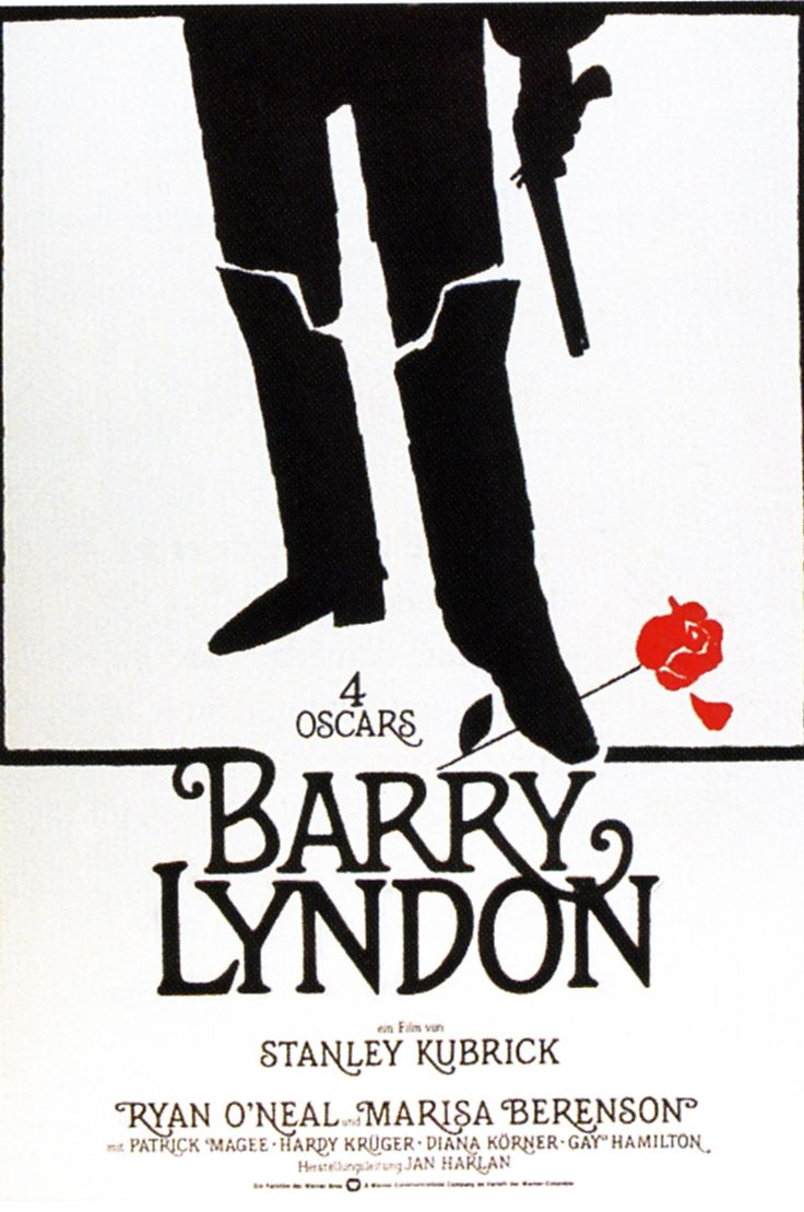 Barry Lindon by Staney Kubrick