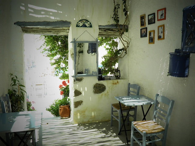 Serifos, Greece. Inspired by Blood, Bones, & Butter: The Inadvertent Education of a Reluctant Chef by Gabrielle Hamilton.