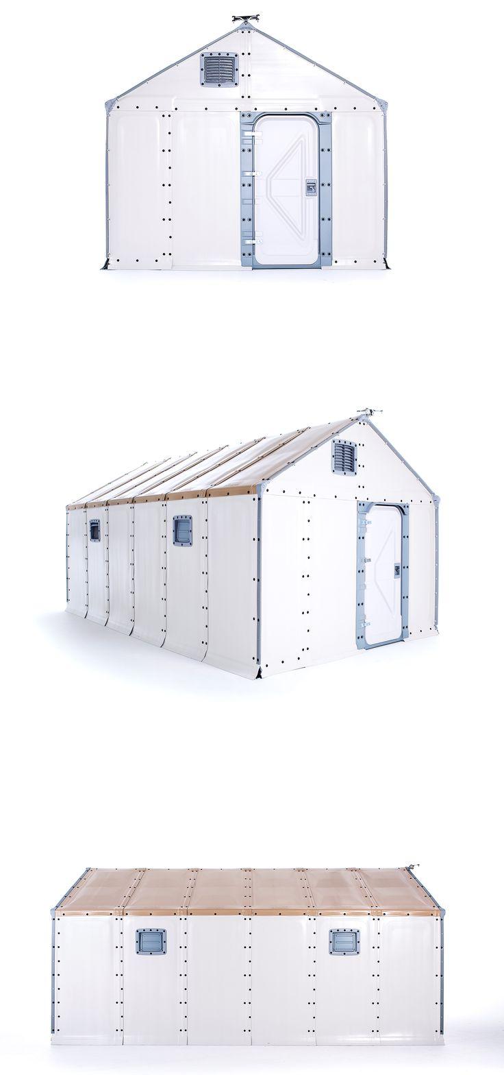 Better Shelter - homes for refugees