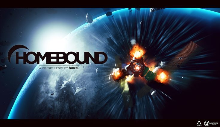 This new VR experience is called Homebound. Created by a veteran 3D artist…