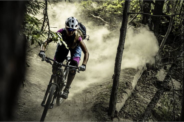 SCOTT Contessa Genius in action ! Conquer the trail - HOW TO CHOOSE THE RIGHT MTB BIKE for women? Mountain Bike Tips for Women, by Karen Eller (Thanks @Karen Eller Eller)