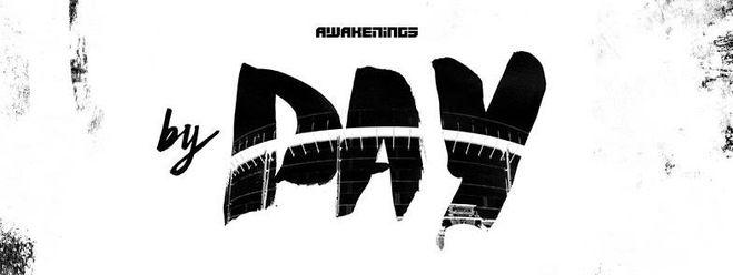 Awakenings · 20y Anniversary by Day · 15 april 2017, Gashouder, Amsterdam, Line-up: Adam Beyer, Ben Klock, Chris Liebing, Jeff Mills, Joris Voorn, Kabale und Liebe