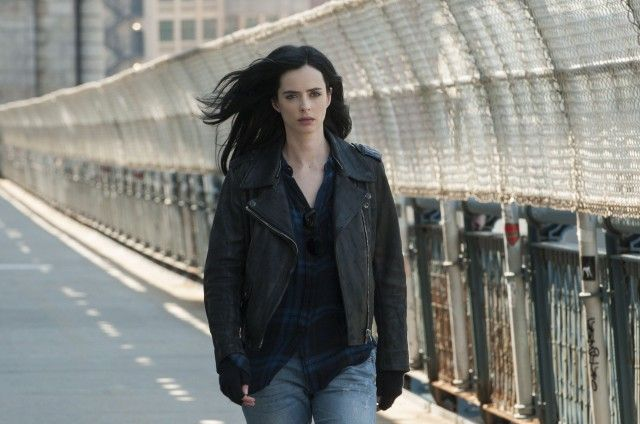 Krysten Ritter Makes Jessica Jones a Kickass Heroine