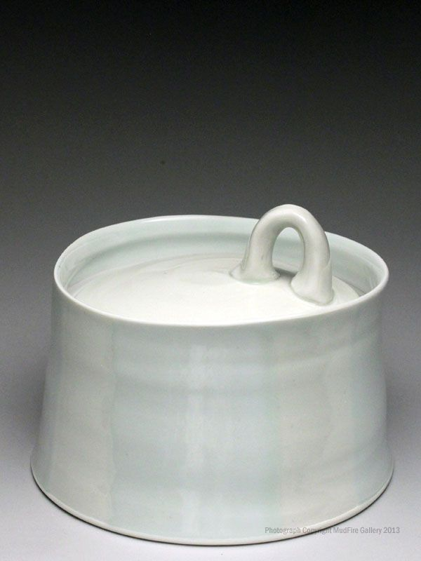Anderson Bailey Small Canister at MudFire Gallery.  .  .  (we love you Anderson Bailey)