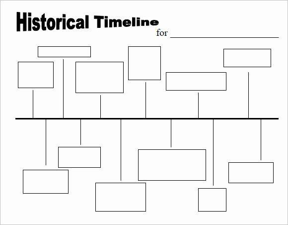 blank timeline worksheet pdf elegant free timelines templates peterainsworth in 2020 history template printable personal