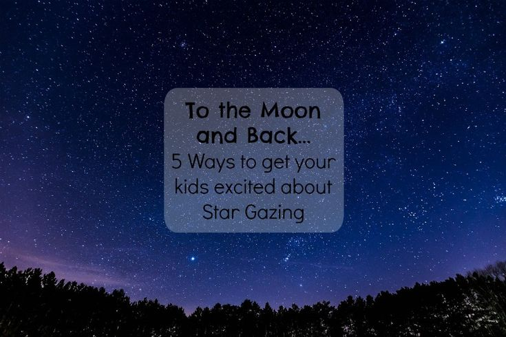 City life means it takes a little special effort to make the most of the night sky, so we've got 5 cool Ways to Get Your Kids Excited about Star Gazing!
