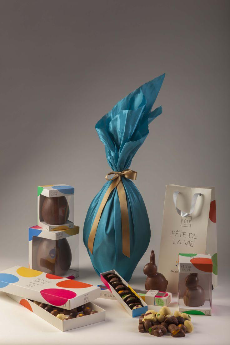 Vive le chocolat! #lafetechocolat