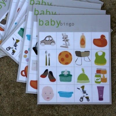 baby bingo modern baby showers baby shower games baby shower ideas