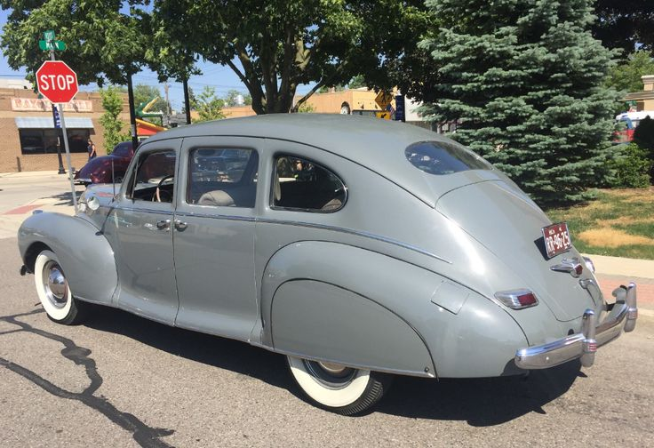 1941 Lincoln Zephyr In 2020