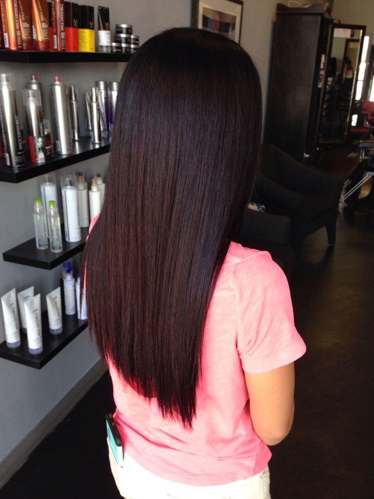 chocolate cerry hair color best 25 chocolate cherry hair