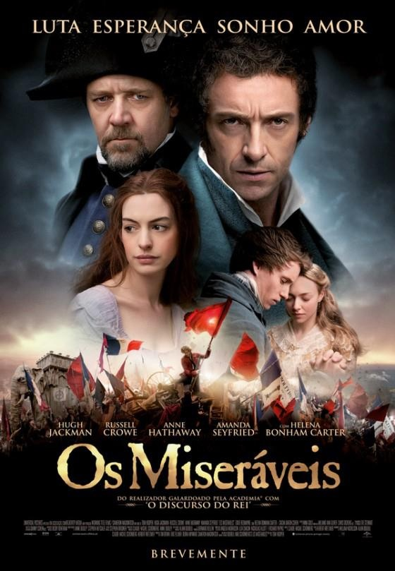 Quero ver!: Film, Les Miserables, The Wretched, Musical, Lesmiserables, Movies, Movie Poster, Favorite Movie