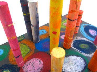 Garden Art Ideas For Kids 97 best kids' sculpture ideas images on pinterest | kids crafts