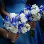 iris wedding bouquets | Seasonal Wedding Flower Guide | Celebration Advisor - Wedding and ...