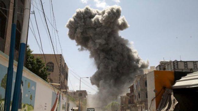 Saudi terus gempur Yaman, meski gencatan senjata