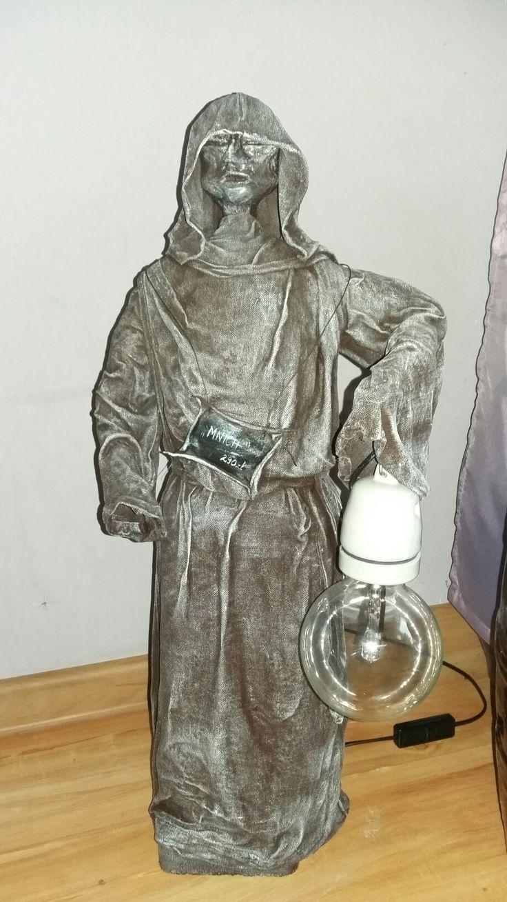 Mnich , Monk
