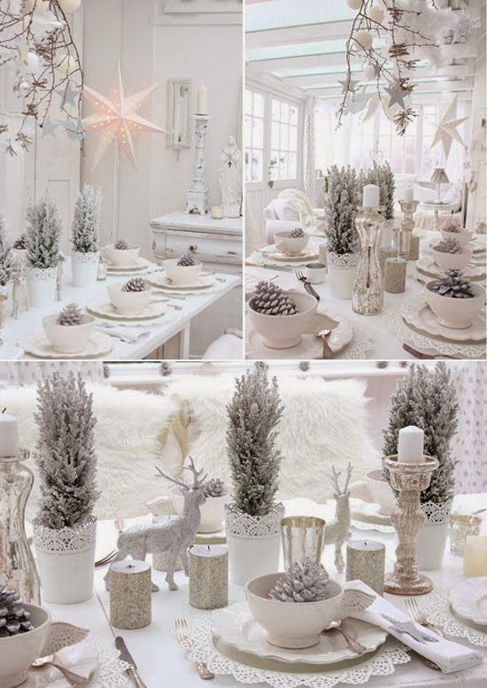 639 mejores im genes de decoraciones navide as a o nuevo - Ideas para cena de nochebuena ...