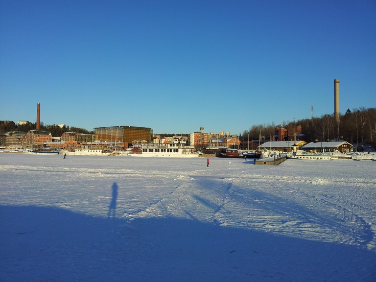 Vesijärvi harbor, Lti, Finland