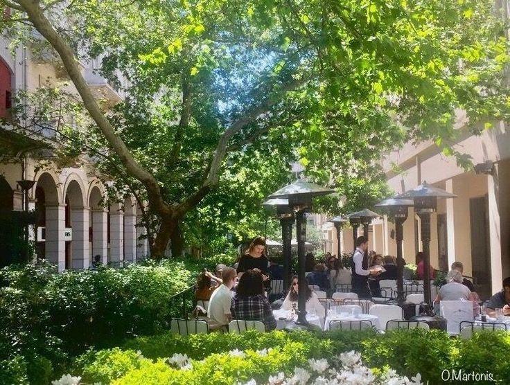 Zonar's cafe at Voukourestiou street,Athens,Greece