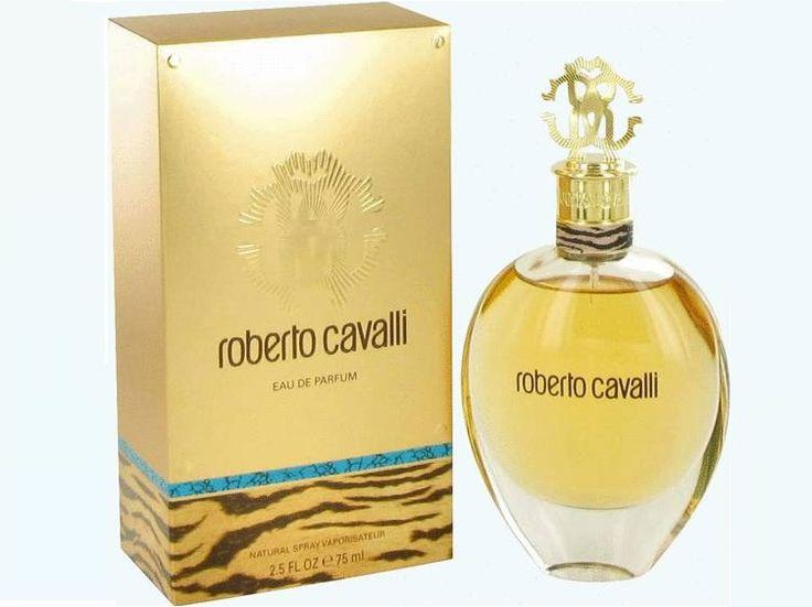 The BOSS Roberto Cavalli fragrance for women