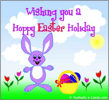 Easter card easter bunny eggs cute animatedf 348321 easter card easter bunny eggs cute animatedf 348321 animated e cards pinterest easter and happy easter m4hsunfo