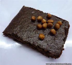 Brownie de Algarroba