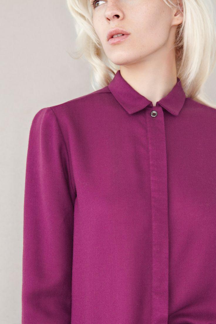 Anna Gregory, Ljung shirt