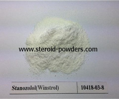 Stanozolol (Winstrol) Email:beststeroids@chembj.com Skype:best.steroids Website:www.steroid-powders.com