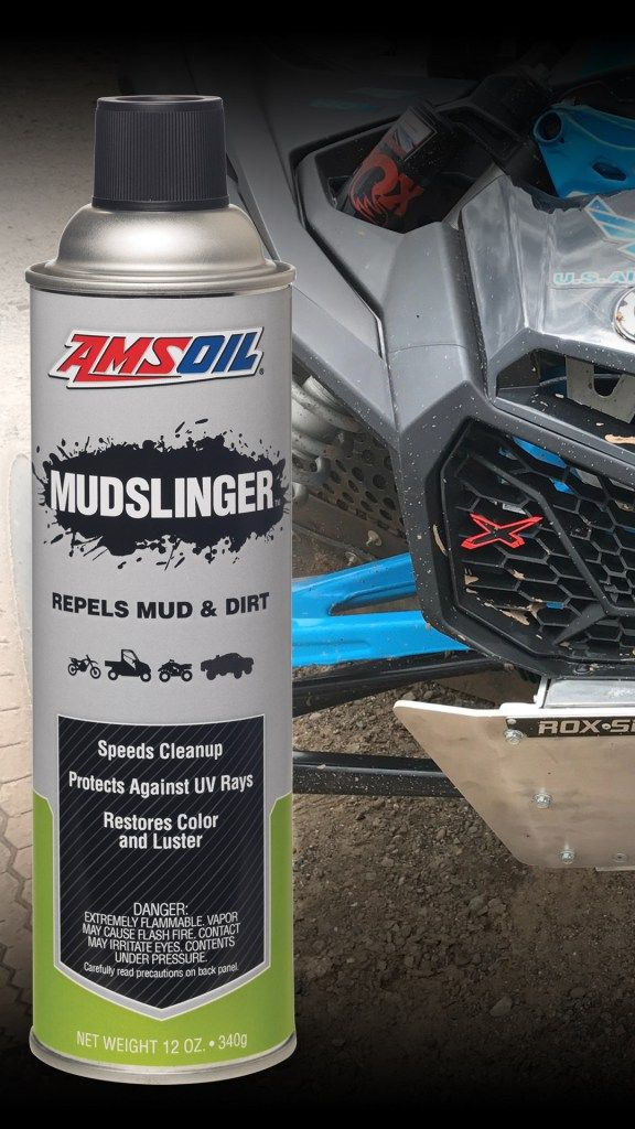 Amsoil Mudsliger Degreasers Cleaning Clean Up