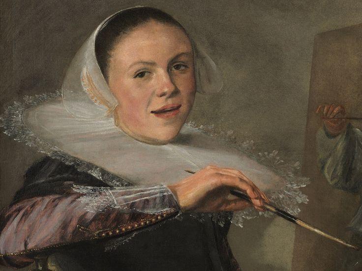 Judith Leyster Autoportret  Judith Leyster – malarka, która na kilka wieków zniknęła z kart historii
