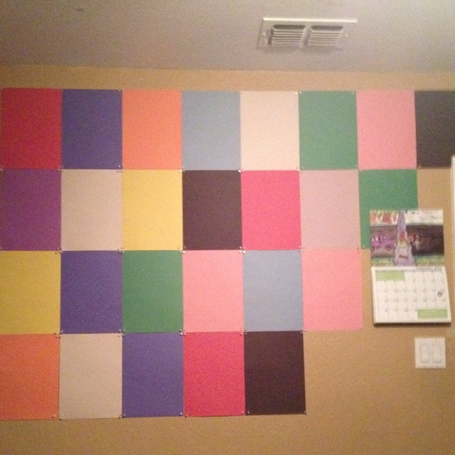 construction paper wall art walls pinterest wall art