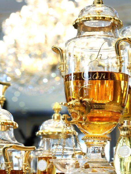 Caron Flacon {Perfume Fountains}