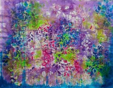"""Saatchi Art Artist Francoise Issaly; Painting, """"Symetry of Perception I"""" #art"""