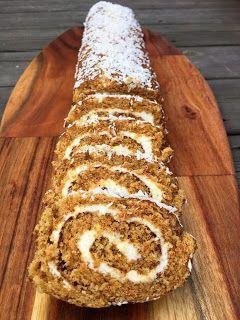 Rulltårta går fort att göra och morotskaka är ju så himla gott. Då får det bli en morotsrulltårta. Morotsrulltårta Rulltårta 2...