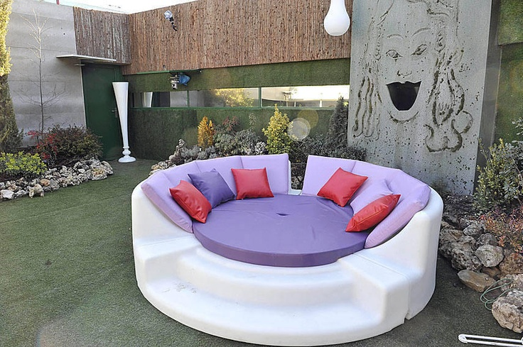 La casa de Gran Hermano 12 + 1 http://www.elcomercio.es/multimedia/fotos/ultimos/91438-casa-gran-hermano-0.html