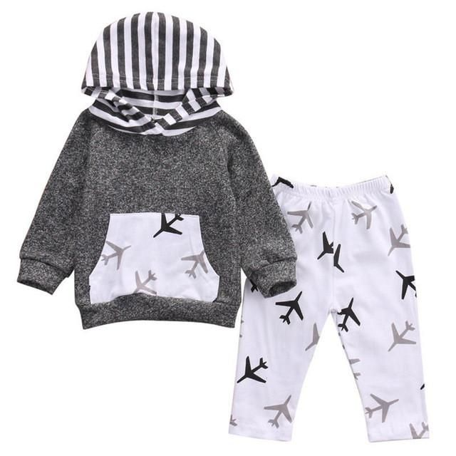 shorts 0-5Y ZJP 2Pcs//set Newborn Toddler Kids Baby Boys Summer Cartoon T-shirt