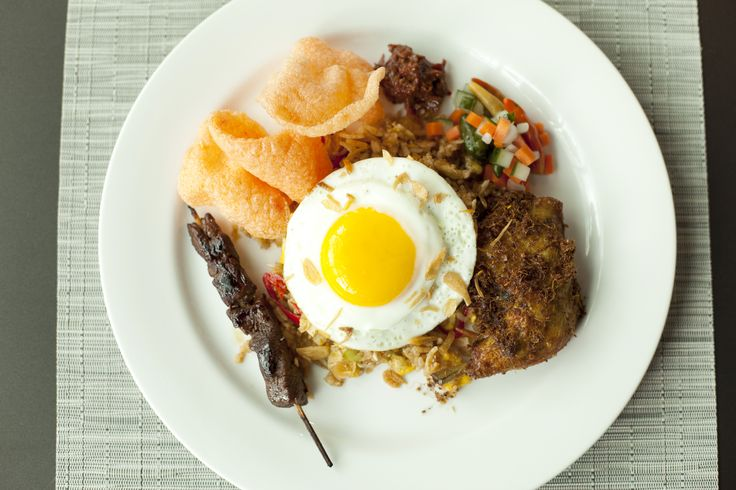 Our much love, much coveted Nasi Goreng at Huize van Wely...