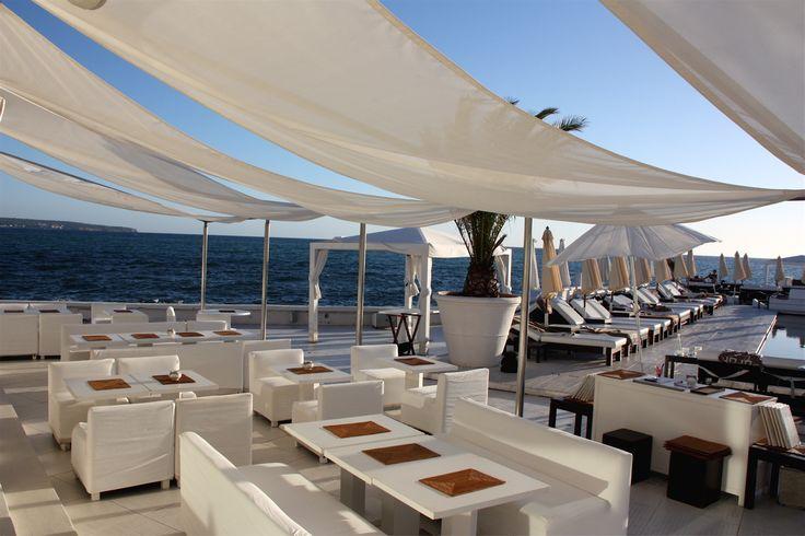 Der bekannteste Club: Puro Beach Club Mallorca