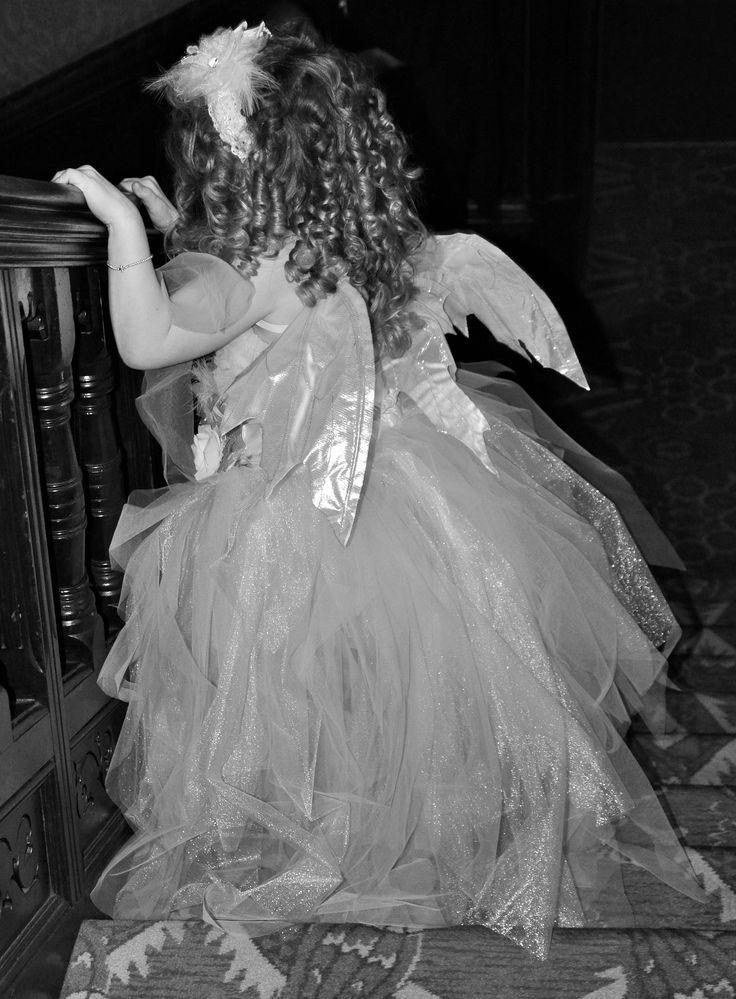A fairy...........