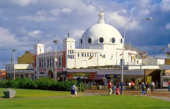 Spanish City, Whitley Bay