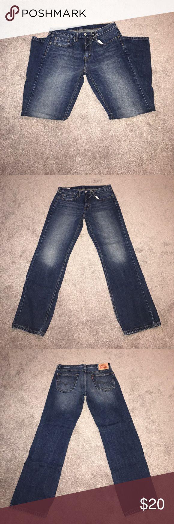 "Men's Levi's ""559"" relaxed jeans Men's sized 32Wx32L, relaxed fit, Levi's ""559"" jeans Levi's Jeans Relaxed"