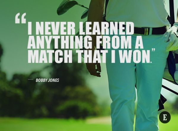 Inspirational Golf Quotes Pleasing Best 25 Inspirational Golf Quotes Ideas On Pinterest  Golf