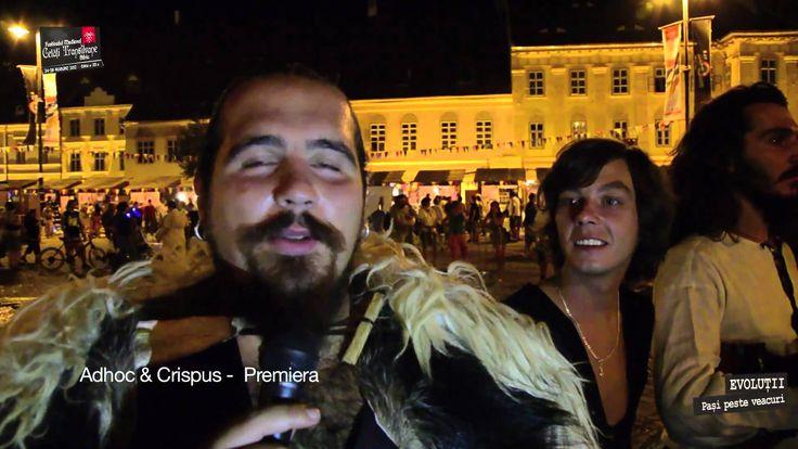 Making Of Festivalul Medieval Cetati Transilvane Sibiu 24 August 2012 pr...
