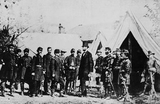 ABRAHAM LINCOLN's leadership was steady throughout the Civil War.  His faith in the righteousness of his pro-Union policies kept the Union alive during the darkest days of the Civil War.  He was a charismatic, moral leader who had a broad strategic vision of his goal (reuniting the nation like it was before the war started; later, freeing the slaves became a second goal).  He had great political skill in settling disputes among his. . . .