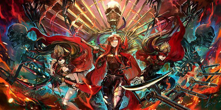 Fate Series Fate Grand Order Oda Nobunaga Fate Grand Order Hd Wallpaper Anime Hd Wallpaper Artwork Fate grand order wallpaper