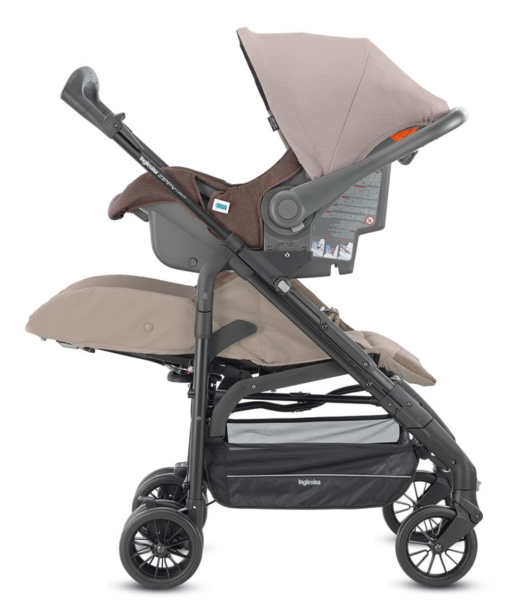 Zippy Light Stroller with Infant Car Seat Baby car seats