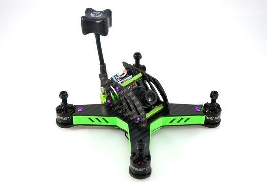 vespa 125 micro quadcopter