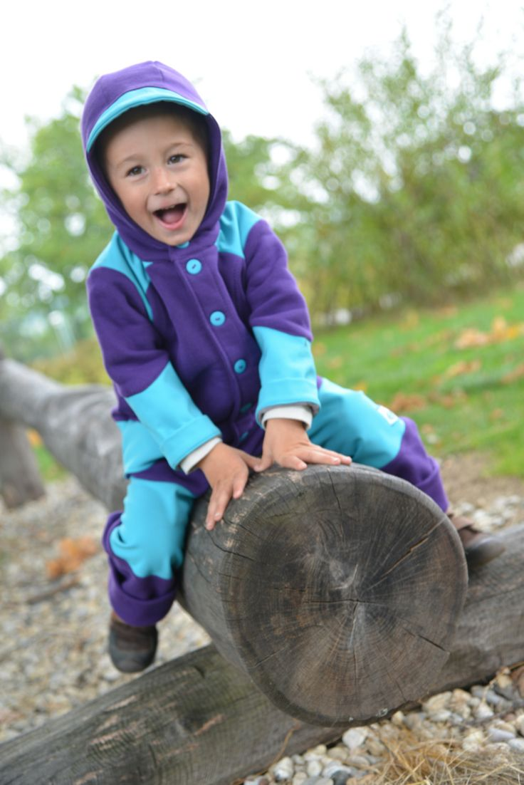 Boys outfit (softshell/cotton)
