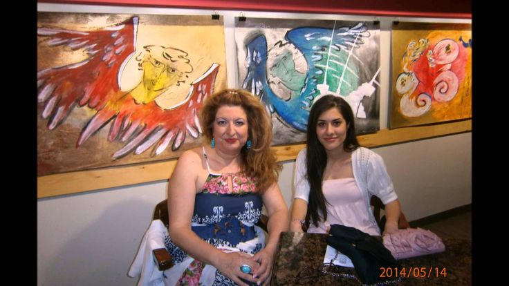 Art Exhibition at Gallery Deliolanis-Athens/Greece (14-05-2014)