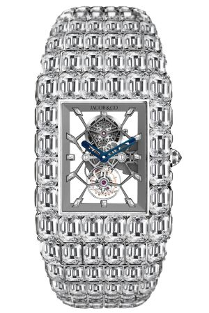The Billionaire Watch Is A Collaboration Between Jacob Arabo Of 'Jacob & Co.' High-End Jewelry & Billionaire Entrepeneur Flavio Briatore. $18.3 Million.